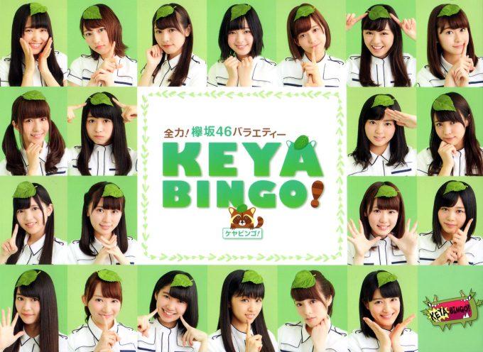 欅坂46出演の人気番組『KEYABINGO!』の動画を無料で見る!見どころを ...